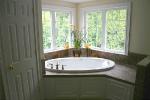 Wenham, MA corner whirlpool tub