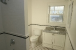 Winchester, MA Guest Bathroom renovation