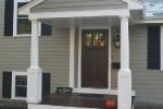 Winchester, MA front porch