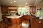 Winchester, MA custom kitchen renovation